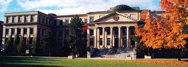 University of Ottawa's historic Tabaret Hall.