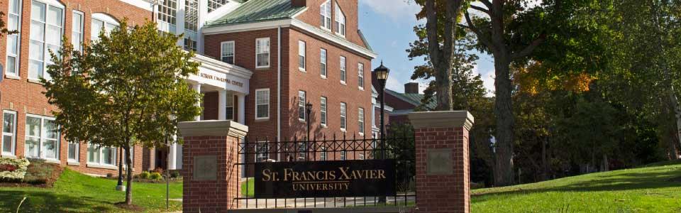 st-francis-xavier-university-campus-image | UniversityStudy.ca