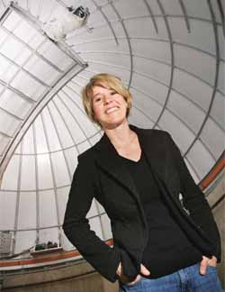 University of Victoria astronomer Kim Venn